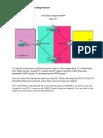 Gns 3 HSRP-Description