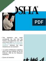 T2_OSH Legislation & Act