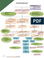 49995456 Copd Pathophysiology Diagram