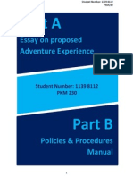 part a b