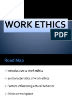 Work Ethics 20.12.2012