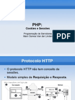 10 - PS - PHP - Cookies e Sessoes