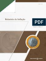 Relatório de Inflação do Banco Central