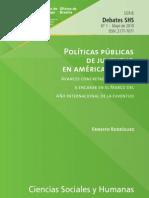 Políticas públicas de juventud en AmLat-UNESCO