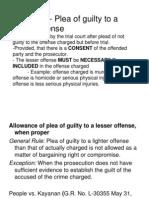 PPT Rules on Criminal Procedure