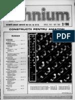 tehnium  nr 188---1986