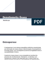 densitometria ossea