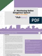 iHub Research's Umati November 2012 Findings