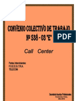 CCT 538-03 Call Center