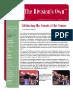 Band Newsletter- 20121220