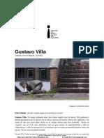 Privadoentrevistas Gustavo Villa