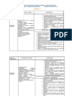 Plan de Ciencias Naturales (Quimica Inorganic A)