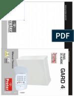 Manual Tecnico Gard4