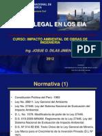 Tema 6. Marco Legal Eia