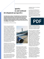25 Conference Report Regional Airports 29 Nov 2003