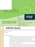 Presentasi Novel