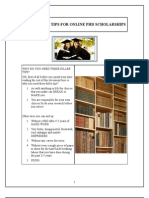 Important tips for online Phd