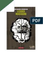 L.U.M. - Lessico Marxiano (2008)
