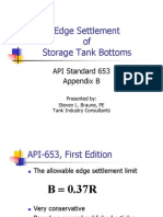 Tanks Edge Settlement