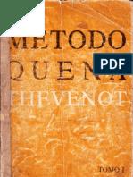 Raymond-Thevenot-Metodo-de-Quena-Tomo-I
