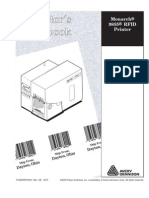 Monarch 9855 RFID Operators Handbook