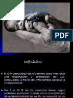 Dificultad Neonatal