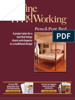 Pencil-Post Bed