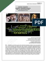 190. ENANOS Y GIGANTES + ENSEÑAR Y APRENDER FILOSOFIA.