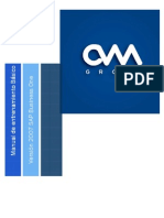 manual de entrenamiento SAP business one