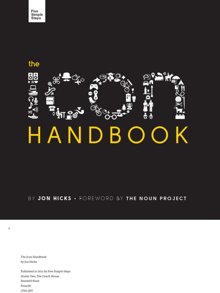 Pdf icon handbook