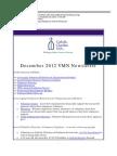 December 2012 VMN Newsletter