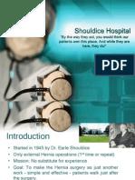 Shouldice Hospital Final