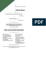 Social Scientists Amicus Brief