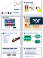 Applications of Hydraulics-Pneumatics