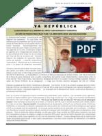 LNR 63 (Revista La Nueva Republica) 20 Diciembre 2012 Cubacid.org