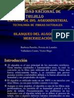Industria Textil y Contaminacion EXPOSICION.