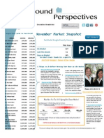 Sound Perspectives on Fairfield Real Estate Market December 2012