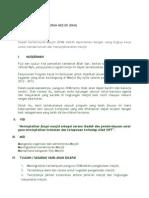 Rancangan Program Kerja Dkm