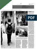 Reportaje sobre el acoso escolar (parte 2)