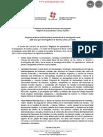 DICTAMEN DEL JURADO DEL CONCURSO DE PROYECTOS RÉGIMEN DE ACUMULACIÓN Y CLASES SOCIALES - INVESTIGACIÓN SOCIAL 2009 - 2012 - PORTALGUARANI