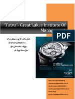 Adeate GreatLakesInstituteOf Management Tatva
