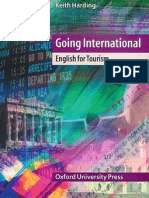 Going International English for Tourism
