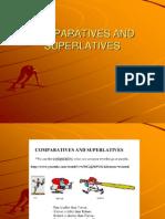 superlative, comparative & equality