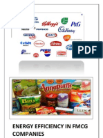 FMCG Energy Efficiency
