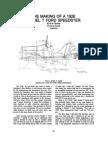 2706 Building Speedster