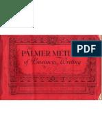 Palmer Method 1935