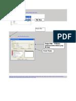 Create New Project Land Desktop Development 2000