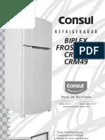 Manual Consul CRM45 - CRM49