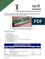 PAFM250W 3.2