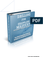 Drillingfor grappling mastery